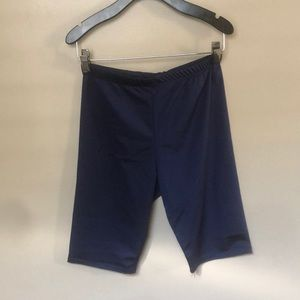Boohoo biker shorts